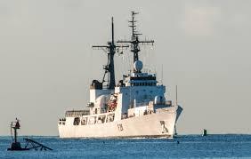 Bangladesh Navy Frigates BNS Samudro Joy (F28) & BNS Samudro Avijan (F29) on Friendly Visit to  India and Sri Lanka
