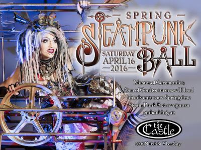steampunk events calendar 2016 dieselpunk event calendar 2016