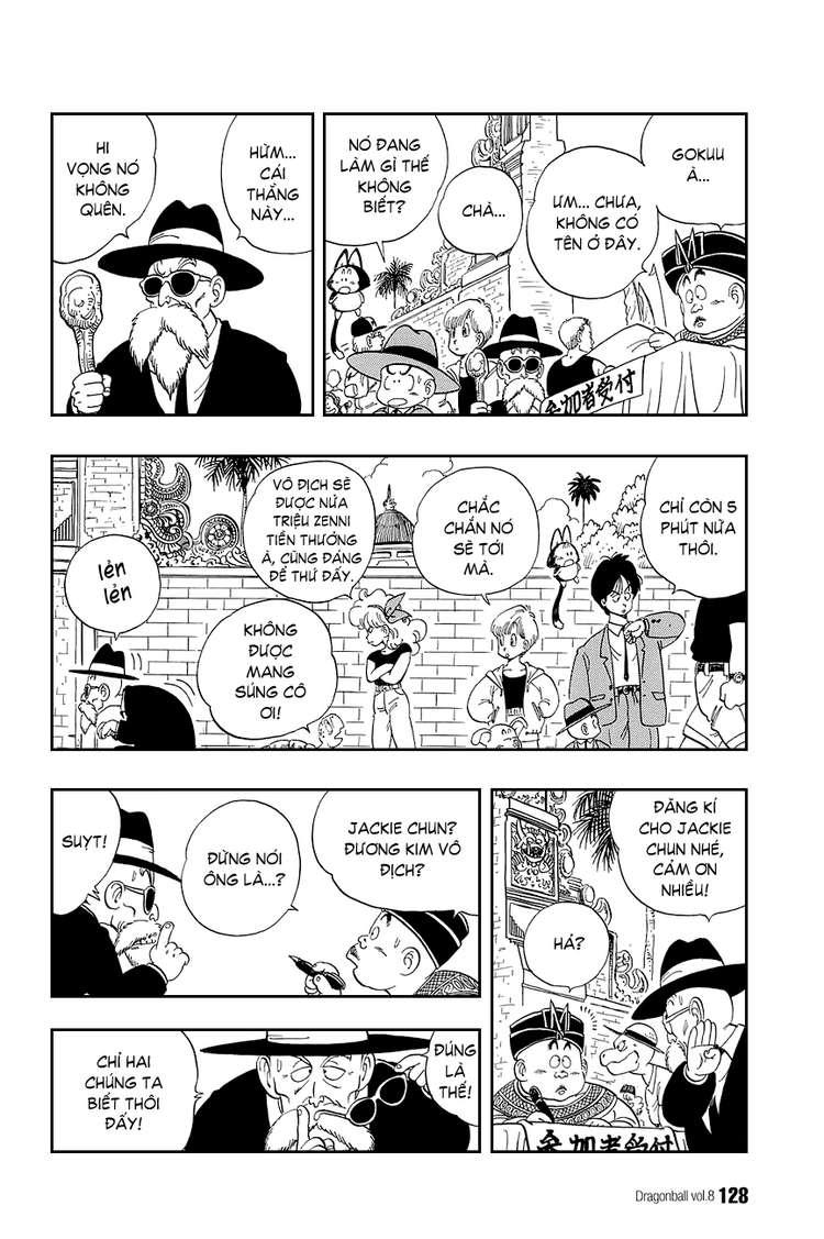 Dragon Ball chap 113 trang 6