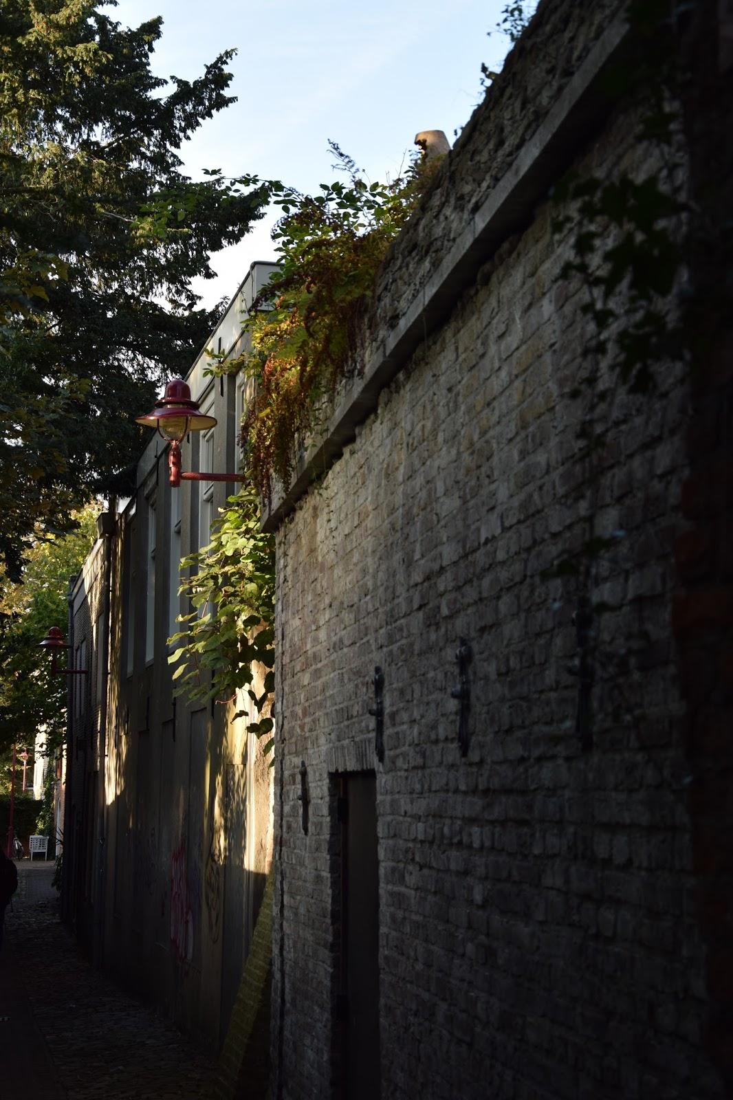 Middelburg czerwone latarnie