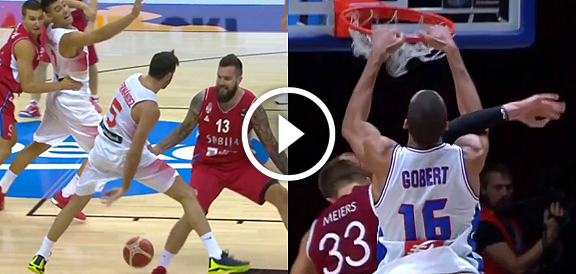 Top 10 Plays - EuroBasket 2015 (VIDEO)