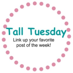 tall tuesday tall blogs