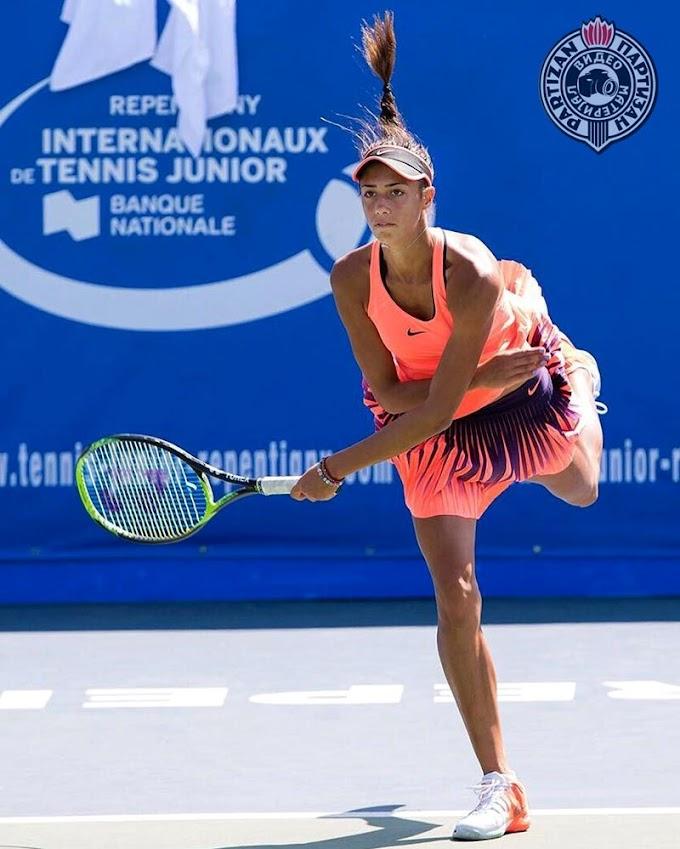 Olga Danilović šampionka juniorskog US Opena u dublu! (FOTO)