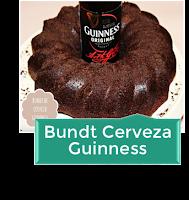 BUNDT CERVEZA GUINNESS