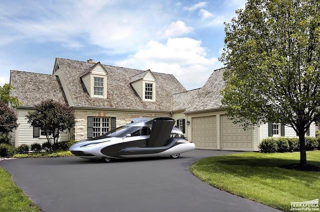 米国のベンチャー企業がオスプレイみたいな空飛ぶクルマ「TF-X」を開発中!
