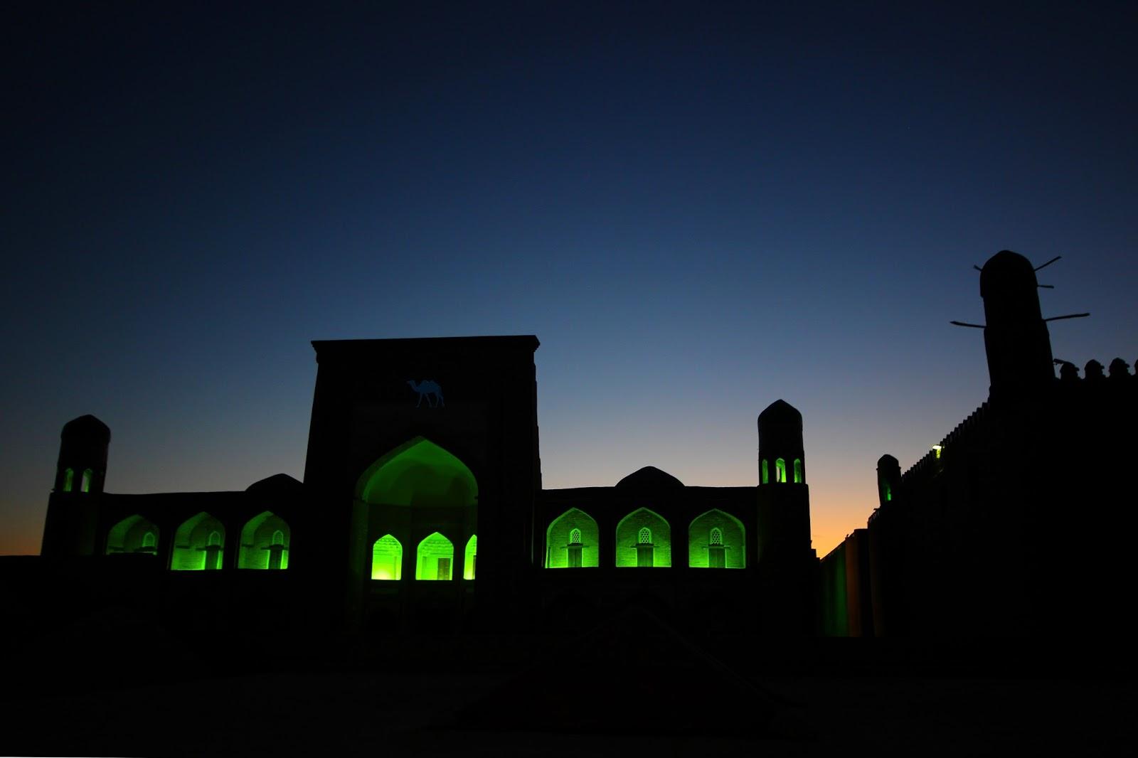Le Chameau Bleu - Escapade à Khiva Voyage en Ouzbékistan