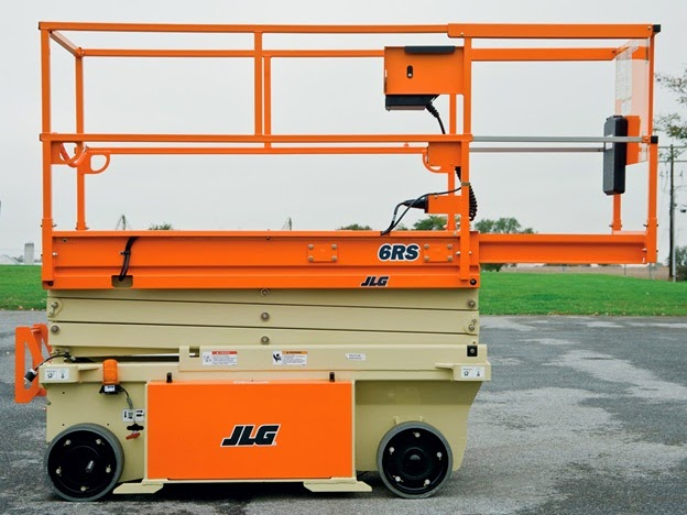 JLG 6RS Scissor Lifts