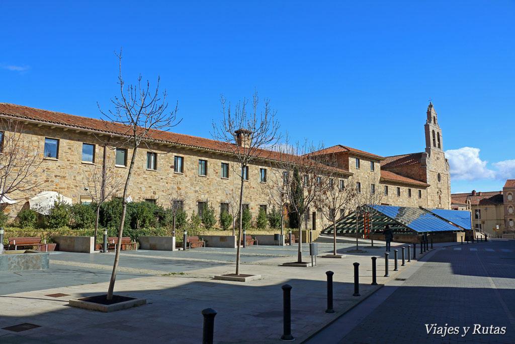 Convento de los Padres Redentoristas y Domus de Astorga