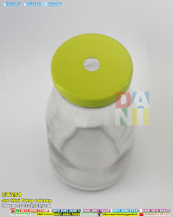 Jar Mini Tutup Lubang