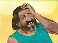 Ахан отговори на Исус: Наистина аз съгреших пред Господа