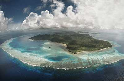 Private Island - Laucala Island, Fiji