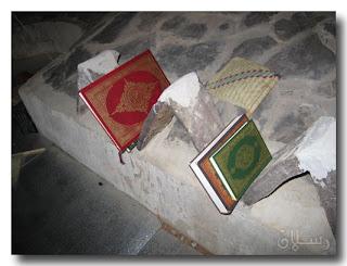 مسجد الرمل أعمده جدران !!!!!!!!!!!