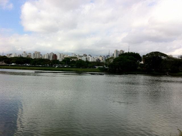 Parque Ibirapuera - Lago
