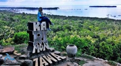 7 Destinasi Wisata Memikat di Karimunjawa, 7 Tujuan Wisata Memikat di Karimunjawa