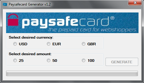 Paysafe Card Codes