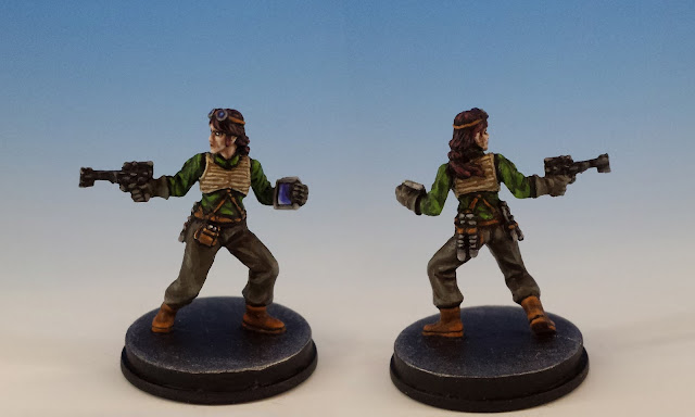 Saska Teft, Imperial Assault FFG (2015, sculpted by B. Maillet)