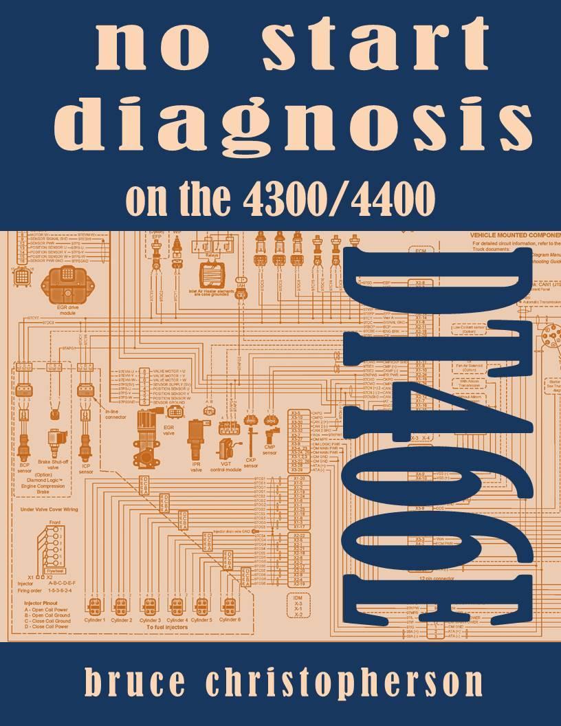 Engine diagnostic Manual Dt466e
