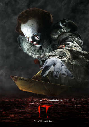 IT 2017 HC HDRip 1Gb Hindi Dubbed Dual Audio 720p Watch Online Full Movie Download bolly4u