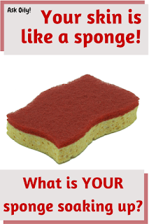 Your skin is like a sponge | Hot Pink Crunch