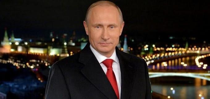 В мире есть один лидер — это Владимир Путин