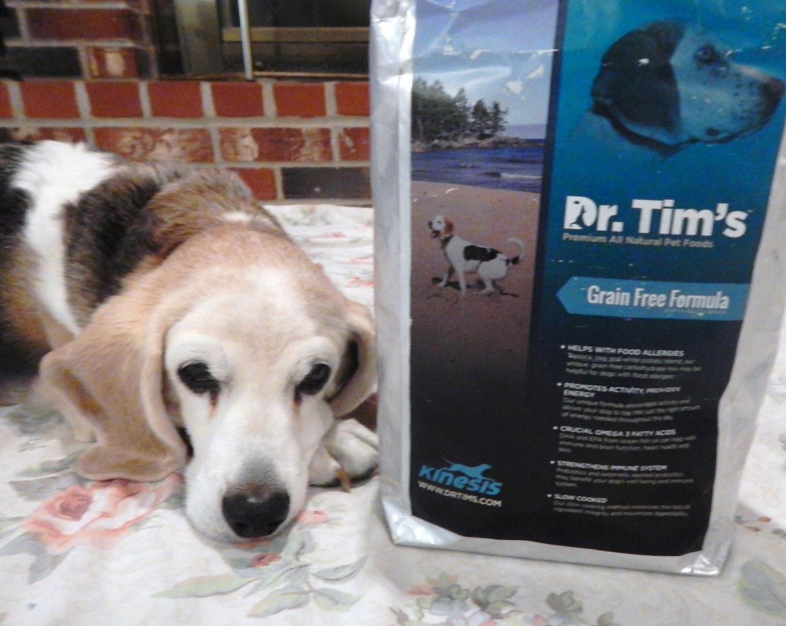 Dr Tim S Kinesis Dog Food
