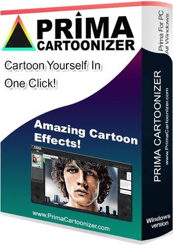 Prima Cartoonizer v2.1.0 + Crack