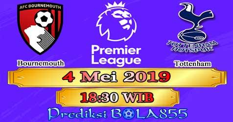 Prediksi Bola855 Bournemouth vs Tottenham 4 Mei 2019