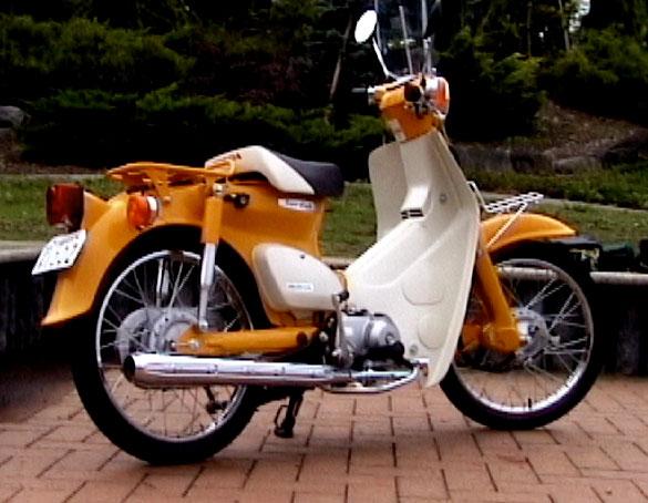 honda motorcycles honda super cub. Black Bedroom Furniture Sets. Home Design Ideas
