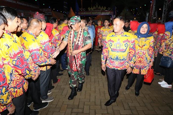 Lampung Fair 2019, Lampung Selatan Usung Tema Kilau Selatan Gerbang Sumatera.