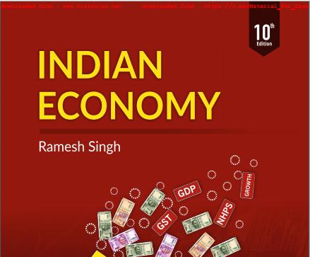 Pdf economics ramesh singh