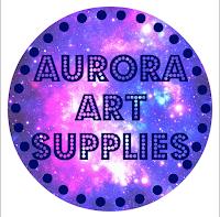 Aurora Art Supplies coloring pencils