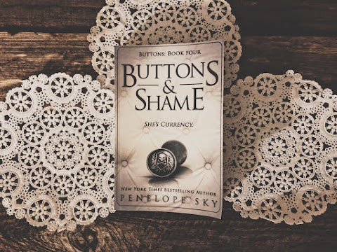 Book Review: Buttons And Shame by Penelope Sky