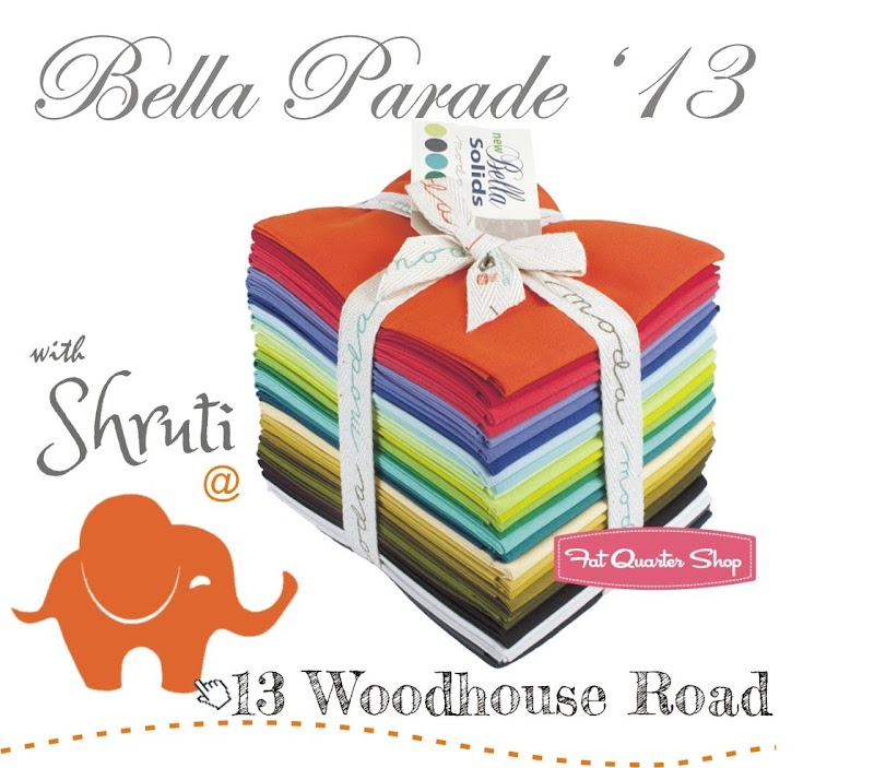 Bella Parade '13 *****Launch Giveaway*****
