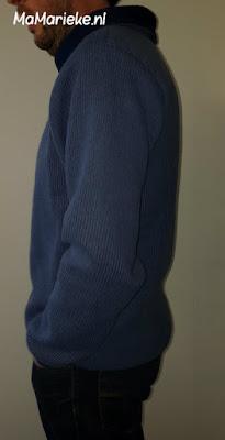 mr. hood hoodie voor ManMarieke