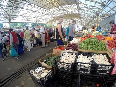 Bazar Privoz Odessa