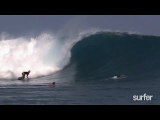 SURFER- East Coast Tavarua
