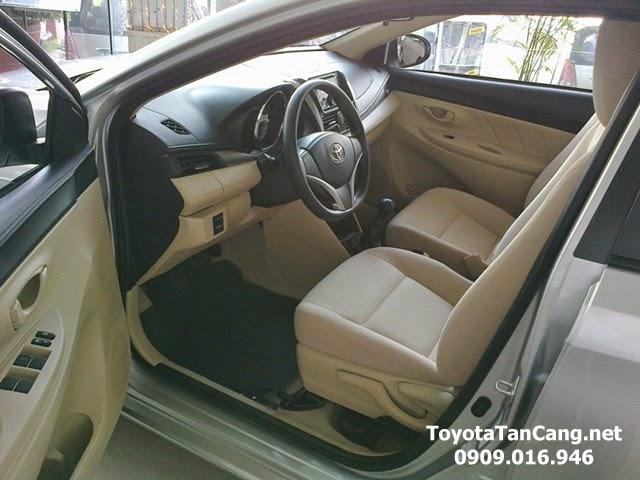 toyota vios 1 5 e toyota tan cang 8 -  - Giá xe Toyota Vios 1.5E khuyến mãi tốt nhất Tp. Hồ Chí Minh