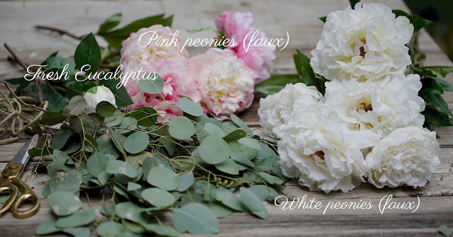 Easy Diy Faux Floral Bouquet