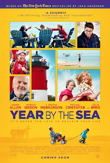 YEAR BY THE SEA poster