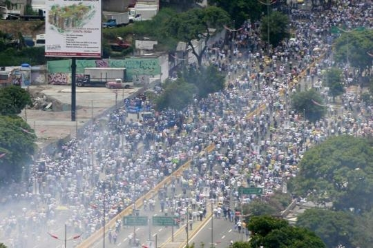 marchas_venezuela
