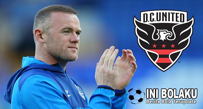 D.C. United, Hari Kamis Ini Umumkan Transfer Wayne Rooney