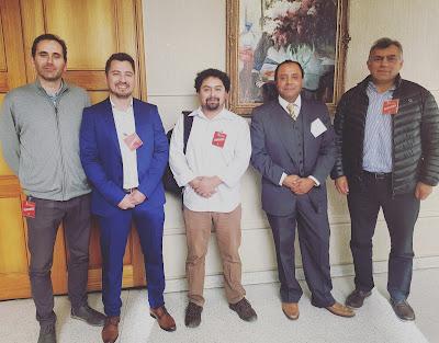 CTMIN expuso principales temas de los trabajadores ante la Comisión de Minería del Senado
