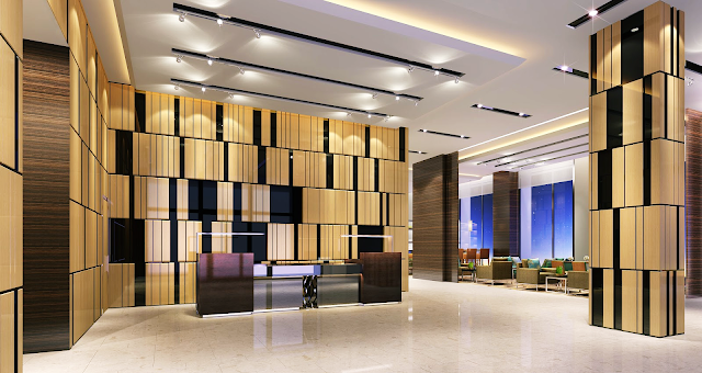 Không gian khách sạn Movenpick Han River
