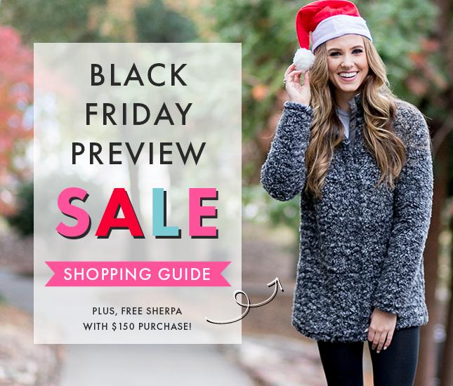 model wearing santa hat for