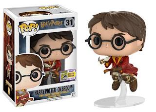 Pop! Harry Potter: Harry on Broom.
