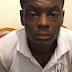 Photo of Ghanaian Who Stabbed A Nigerian Prostitute To Death