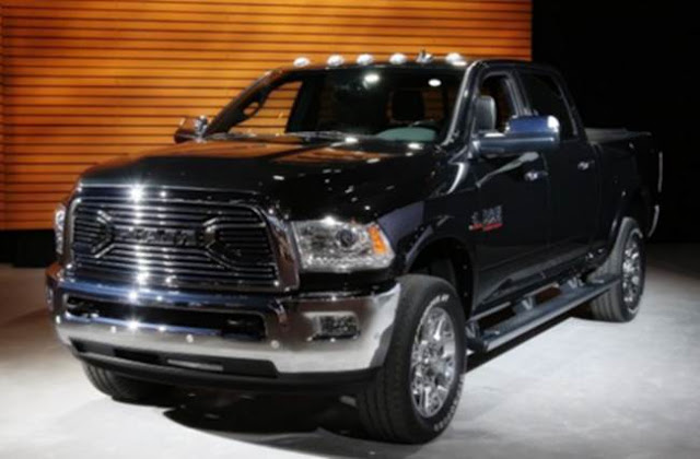 2017 Dodge RAM 2500 Blockbuster