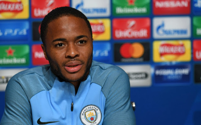 Man City's Sterling never considered Arsenal move