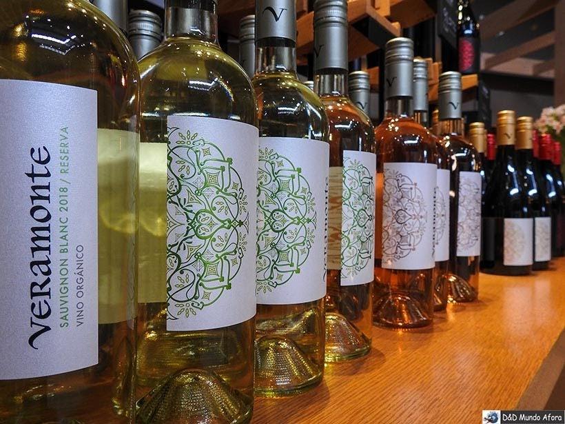 Vinhos da Vinícola Veramonte - Vinícolas chilenas: Valle Casablanca e Concha Y Toro.