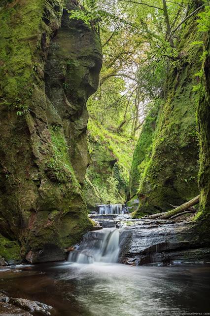 Devils Pulpit Scotland_by_Laurence Norah-2